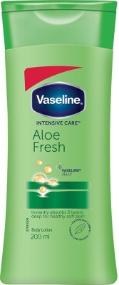 Vaseline Intensive Care Aloe Fresh Body Lotion(200 ml)