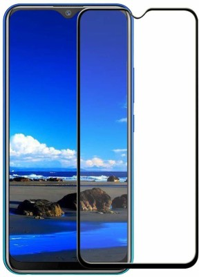 360 pro Edge To Edge Tempered Glass for vivo u10(Pack of 1)