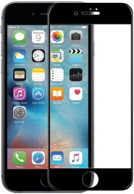 TrueObjects Edge To Edge Tempered Glass for Apple iPhone 6s(Pack of 1)