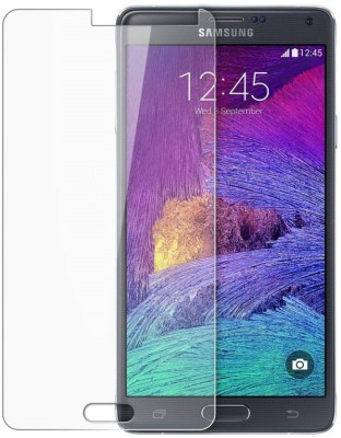 ISAAK Tempered Glass Guard for Samsung Galaxy Note 4 Pack of 1 ISAAK Screen Guards