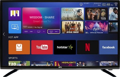 BPL 102cm (40 inch) Full HD LED Smart TV(T40SF30A)