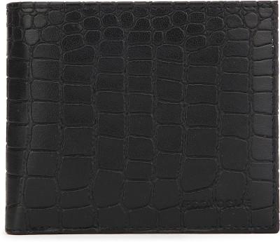 Provogue Men Black Artificial Leather Wallet