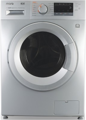 MarQ by Flipkart 10.2/7 kg with Inverter Technology Washer with Dryer with In-built Heater Silver(MQFLDGD10)