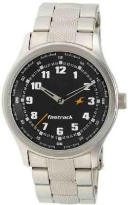 Fastrack NG3001SM01 Men's Watch (NG3001SM01)