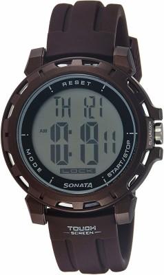 SONATA 77037PP05J Digital Watch   For Men SONATA Wrist Watches