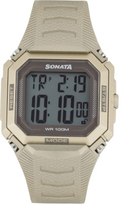 SONATA 77048pp01J Digital Watch   For Men SONATA Wrist Watches