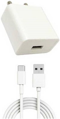 dolevas 3.4 hite Fast Charge 3.4 A Mobile Charger with Detachable Cable White dolevas Wall Chargers