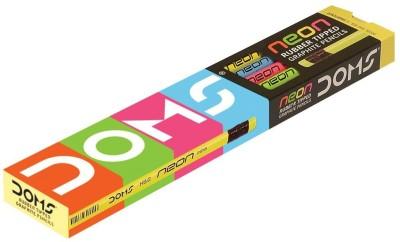DOMS R5 Pencil Multicolor