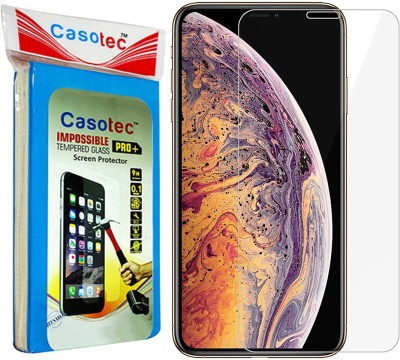 Casotec Impossible Screen Guard for Apple iPhone 11 Pro Max(Pack of 1)