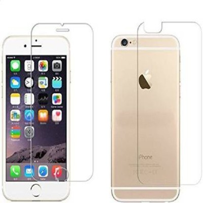 FashionCraft Front and Back Screen Guard for Apple iPhone 6 Plus(Pack of 2)