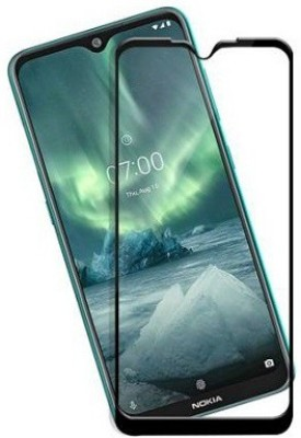 kepshieLD Tempered Glass Guard for Nokia 7.2(Pack of 1)