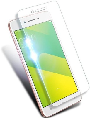 Brown Bee Tempered Glass Guard for Oppo A37(Pack of 1)