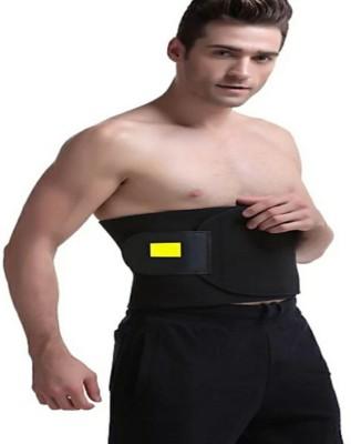 ABS New modal high Quality sweat slim belt for fat reducer 40 Slimming Belt(Black)
