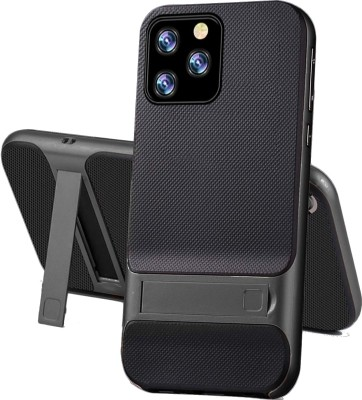 "Kapa Back Cover for Apple iPhone 11 PRO (5.8"")(Black, Shock Proof)"