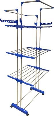 Flipkart SmartBuy Steel Floor Cloth Dryer Stand FSB-001(3 Tier)