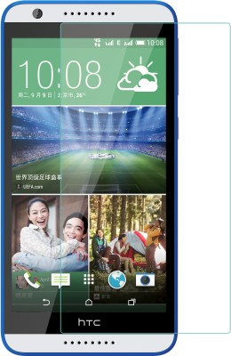 Cubix Edge To Edge Tempered Glass for HTC Desire 820 / Desire 820S / Desire 820q(Pack of 1)