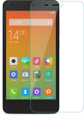 Cubix Edge To Edge Tempered Glass for Xiaomi Mi Redmi 2 / Redmi 2S / Redmi 2 Prime(Pack of 1)