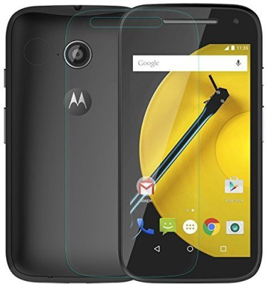 THOGAI Tempered Glass Guard for Motorola Moto E (2nd Gen) 4G(Pack of 1)