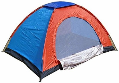 divinezon Portable Tent For 6 Person Outdoor Tent Tent - For 6 person(Blue)
