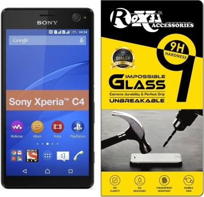 Roxel Impossible Screen Guard for Sony Xperia C4 Dual(Pack of 1)