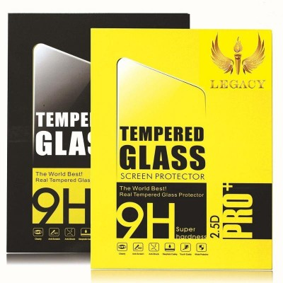 Legacy Tempered Glass Guard for REDMI Note 7S 6D Original and Tailor made with perfect cut Edge to Edge(Pack of 1)
