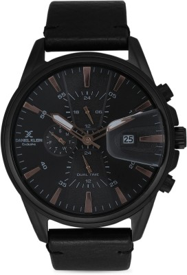 Daniel Klein DK12238-4 EXCLUSIVE GENTS Hybrid Smartwatch Watch - For Men