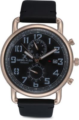 Daniel Klein DK12245-5 EXCLUSIVE GENTS Analog Watch  – For Men