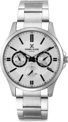 Daniel Klein DK12239-2 EXCLUSIVE GENTS Analog Watch  – For Men