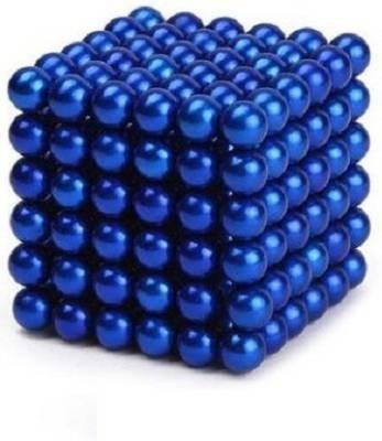 PSYCHE Magnetic Balls (5mm 216 balls) Magnetic Toys 3D Puzzle(216 Pieces)