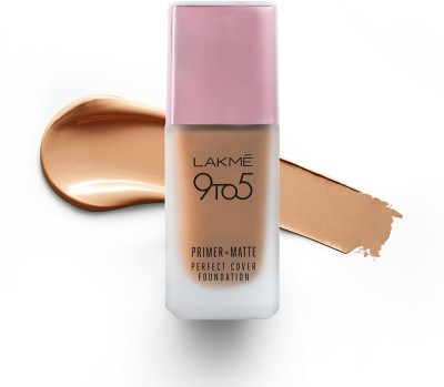Lakme 9 to 5 face primer and foundation