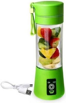 MANTHANENTERPRISE Usb Mixer juicer Grinder 0 Juicer Mixer Grinder(Multicolor, 1 Jar)