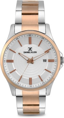 Daniel Klein DK12245-2 EXCLUSIVE GENTS Analog Watch  – For Men