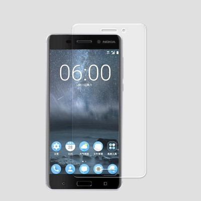 MoPro Impossible Screen Guard for Nokia 6(Pack of 1)