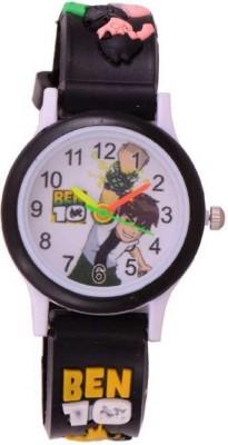 Deluxe ben 10 plastic watch Analog Watch   For Boys   Girls Deluxe Wrist Watches