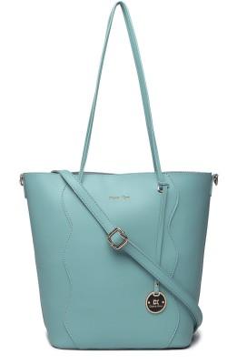 Diana Korr Women Blue Hand-held Bag