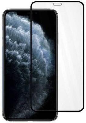 Midkart Edge To Edge Tempered Glass for iPhone 11 Pro Max (2019) 6.5 No Presence Elephant Sapphire Hardness Screen Protector(Pack of 1)