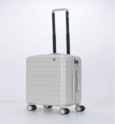 sherrpa Pearl Duo Expandable Cabin   Check in Luggage   22 inch sherrpa Suitcases