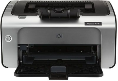 HP LaserJet Pro P1108 Single Function Printer(Black & White)