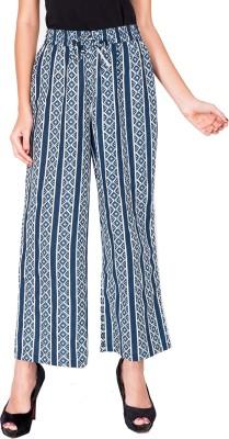 KOTTON TRENDS Slim Fit, Regular Fit Women Blue Trousers