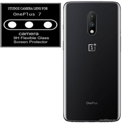S-Softline Camera Lens Protector for OnePlus 7(Pack of 1)