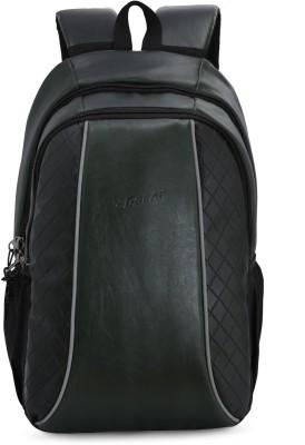 F GEAR Carlton V2 27 L Laptop Backpack Green, Black F GEAR Backpacks