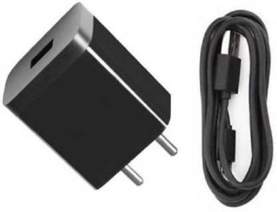 dolevas Charger with USB Cable1 3.4 A Mobile Charger with Detachable Cable Black dolevas Wall Chargers