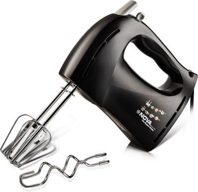 NOVA NHM-2109 7 Speed 250 W Hand Blender(Black)