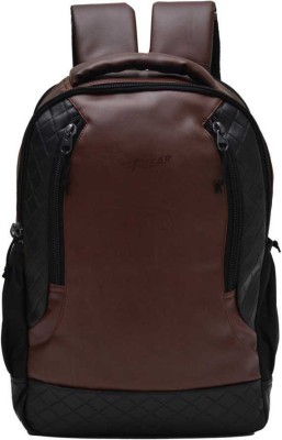 F Gear 17 inch Laptop Backpack Brown