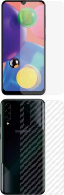 Treecase Back Screen Guard for Samsung Galaxy A70s Screen Guard / Samsung Galaxy A70s(Pack of 2)