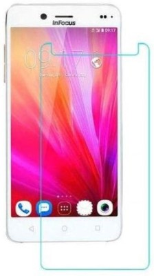 YMYTE Tempered Glass Guard for Infocus M680 Pack of 1