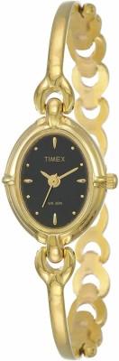 Timex LK05 Classics Analog Black Dial Women's Watch (LK05)