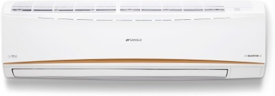 Sansui 1 Ton 5 Star Split Inverter AC with PM 2.5 Filter  - White(SAC105SIA, Copper Condenser)