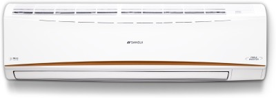 Sansui 1.5 Ton 3 Star Split Triple Inverter AC with PM 2.5 Filter  - White(SAC153SIA, Copper Condenser)