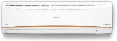 Sansui 1 Ton 3 Star Split Inverter AC with PM 2.5 Filter  - White(SAC103SIA, Copper Condenser)